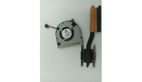 Система охолодження для ноутбука Lenovo Ideapad S206, ksb05105hc, 13n0-95a0301, б/в, протестовані, робочі. Продається все разом 11131