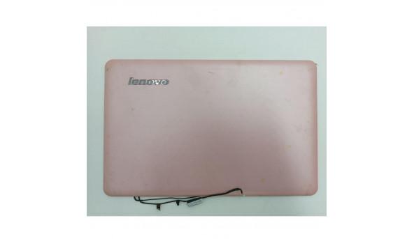 """Кришка матриці для ноутбука Lenovo Ideapad S206, 11.6"""", 13n0-zsa0g21, б/в. Кріплення цілі, продається з веб камерою, є подряпини"""