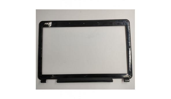 """Рамка матриці для ноутбука Asus X5DIP, 15.6"""", 13n0-eja0801, 13gnvk10p021-5, б/в. В хорошому стані, без пошкодженнь."""