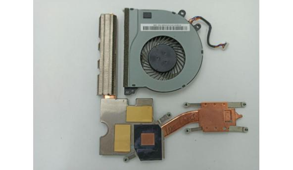Система охолодження для ноутбука Lenovo Ideapad 310-15ISK, 510-15ISK, at10q0010s0, dc28000czf0, б/в, протестовані, робочі.  Продається все разом