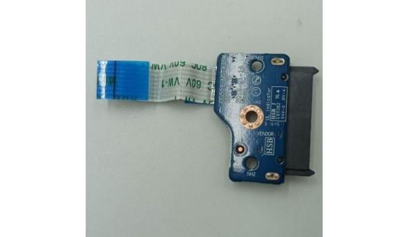 SATA перехідник для ноутбука Lenovo IdeaPad 310-15, 510-15, CG511, NS-A754, Rev: 1.0, б/в