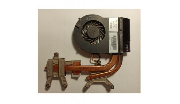 Термотрубка системи охолодження, для ноутбука,  HP DV6, DV7 DV6-3000, DV7-4000, 610778, Б/В, В хорошому стані, без пошкоджень. Продається без вентилятора