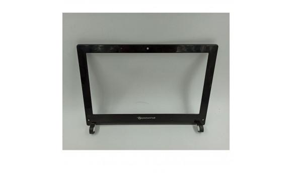 """Рамка матриці для ноутбука Packard Bell PAV80, 10.1"""", ap0fc000b00, б/в. Відсутня права заглушка"""