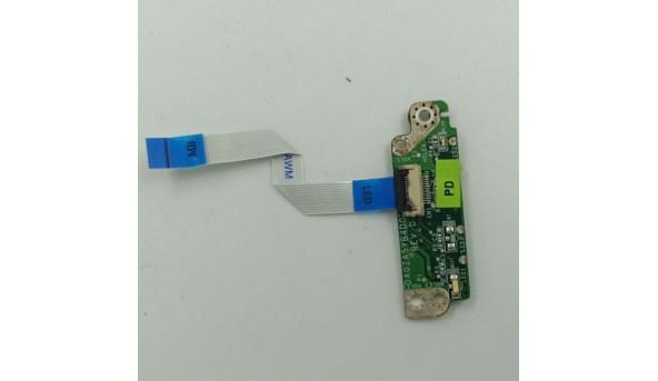 Плата включення Bluetooth та Wi-Fi, DA0ZA5YB4D0, для ноутбука Packard Bell ZA3, б/в