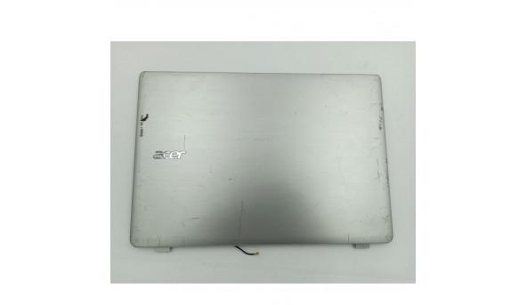 """Кришка матриці для ноутбука Acer Aspire V5-122, MS2377, 11.6"""", wis604lk09002, б/в. Кріплення цілі, присутні подряпини"""