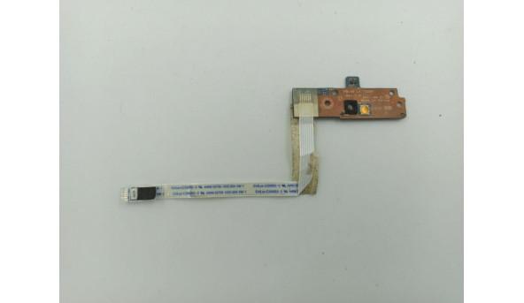 Кнопка включення, для ноутбука Asus X53Z, K53T, K53U, LS-7326P rev:1.0, 455np888l01ls, pbl60, б/в, в хорошому стані, без пошкоджень
