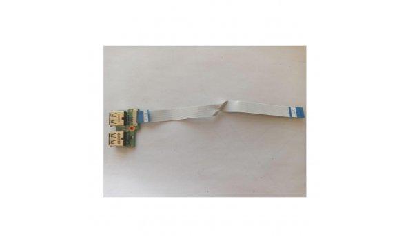 USB Шлейф 340P6UB0000 для HP Presario CQ71, б/в