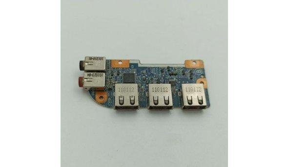 USB + аудіо плата IFX-565, б/в