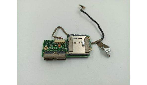 USB + картрідер плата для Asus X5EA, б/в