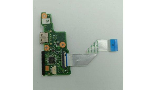 USB + картрідер плата для Lenovo Ideapad S206, б/в