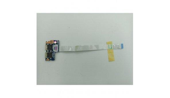 USB шлейф для Packard Bell PEW91, б/в
