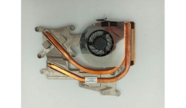 Система охолодження для ноутбука Medion Akoya E7610, MD97470, 340817400006, ad5605hb-tb3, б/в, протестовані, робочі, Продається все разом