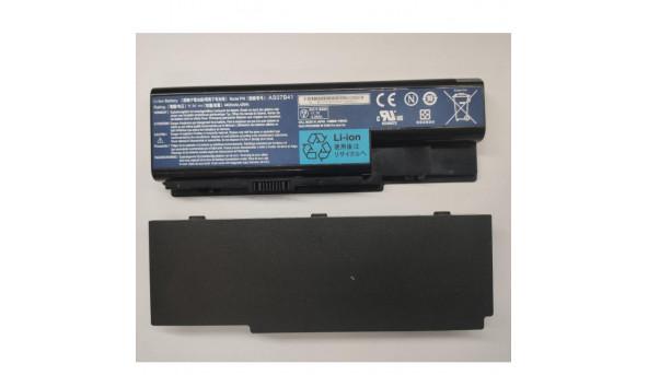 Батарея, акумулятор, для ноутбука Acer Aspire 5230, 5235, 6530, 6530G, 6920, 7720ZG,  7730, 7730G, 8730Z, 8730ZG, 8920, Li-ion Battery, 4400mAh,  49Wh, 11.1V, б/в, робоча, 5% зносу