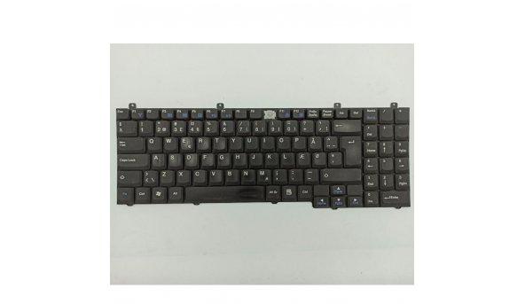 Клавіатура V061618AK3 для ноутбука Medion MIM 2220, MIM2300, б/в