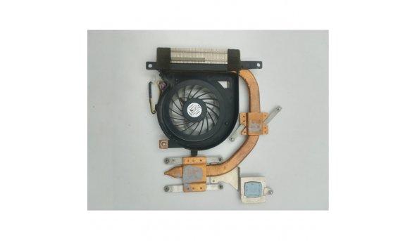 Система охлаждения для ноутбука HP 5V 0,4А 3-pin Forcecon, Pavilion DV6, DV6 - 1000 (AMD)