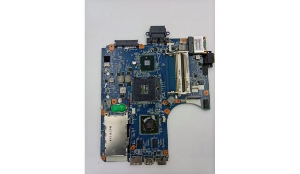 Материнська плата для ноутбука Sony Vaio Pcg-71211m, 1P-0106200-8011, rev:1.1, б/в, має впаяне відео ATI Mobility Radeon HD 5650, 216-0772000