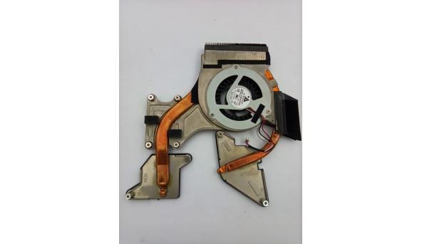 Система охолодження, термотрубка + вентилятор, для ноутбука Samsung R518 R70 R467 R460 R468 ksb0705ha ba81-06249a 000g027201 BA96-04050B б/в, протестовані, робочі, 11398