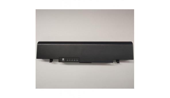 Батарея, акумулятор, для ноутбука Samsung NP300E, NP300V, R466, R467, R468, RV510, RV511, Q430, Q520, Li-ion Battery, 4000mAh, 44Wh, 11.1V, б/в, робоча, зносу 25% 11413