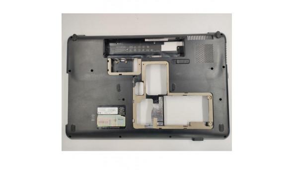 """Нижня частина корпуса для ноутбука HP Presario CQ71, 17.3"""", 370p7batp50, ZYE370P7TP, б/в. В хорошому стані, без пошкодженнь."""