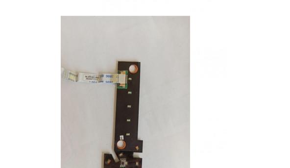 Кнопка включення, для ноутбука Medion MD96630, 48.4W602.011, б/в, в хорошому стані, без пошкоджень
