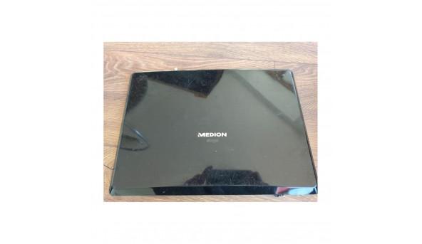 """Кришка матриці для ноутбука Medion MD96630, 14.0"""", 60.4w504.001, 41.4w603.003, б/в. Кріплення цілі, продається з веб камерою"""