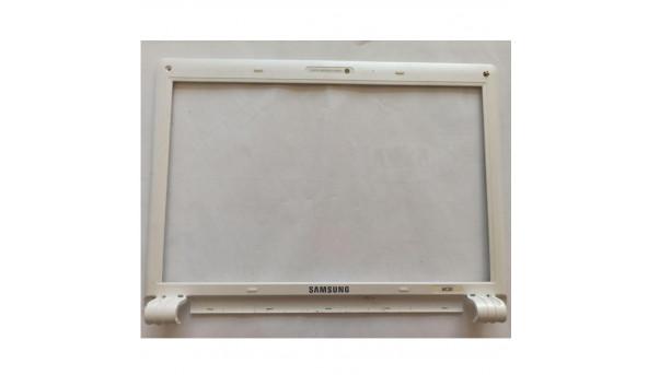 """Рамка матриці для ноутбука Samsung NP-NC20, NC20, 12.1"""", ba75-02160a, ba81-06229a, б/в. В хорошому стані, без пошкодженнь."""