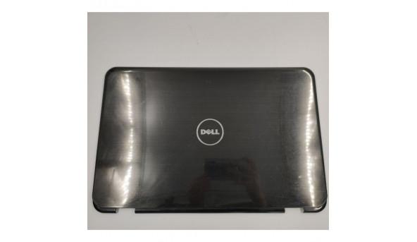 """Кришка матриці для ноутбука Dell Inspiron M5010, 15.6"""", 60.4HH01.012, 50dg15lc01m, cn-09j2pj, б/в. Є подряпини, продається разом з веб камерою"""
