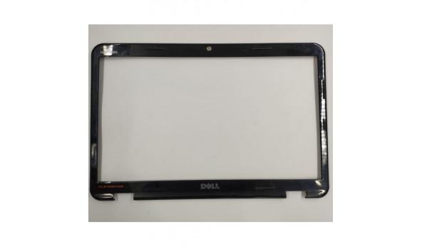 """Рамка матриці для ноутбука Dell Inspiron M5010, 15.6"""", cn-058jm7, 60.4hh10.002, б/в. В хорошому стані, без пошкодженнь."""