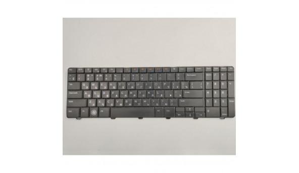 """Клавіатура для ноутбука Dell Inspiron 15, N5010,  M5010, 15.6"""", б/в. В хорошому стані, без пошкоджень. Клавіатура тестована, робоча."""