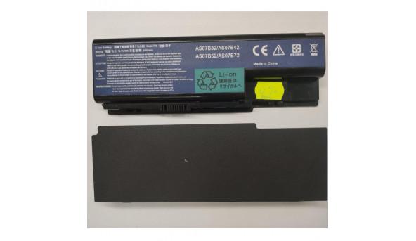 Батарея, акумулятор, для ноутбука Acer Aspire 5230, 5235, 5310, 5315, 5330, 5520, Li-ion Battery, 4400mAh,  49Wh, 14.8V, б/в, робоча, 0% зносу