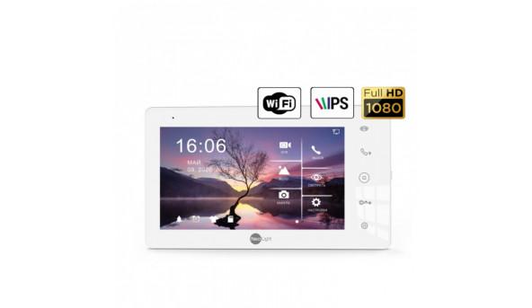 Видеодомофон ZETA+ HD WF,1080р, WIFI, Видеодомофон ZETA+ HD WF,1080р, WIFI, видеодомофон для дома, Видеодомофон по безпроводной связи, Видеодомофон NeoLight.