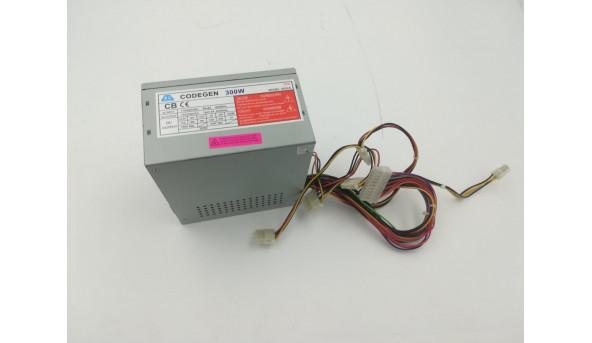 Блок живлення, 300W, CODEGEN, model: 300XA, АТХ