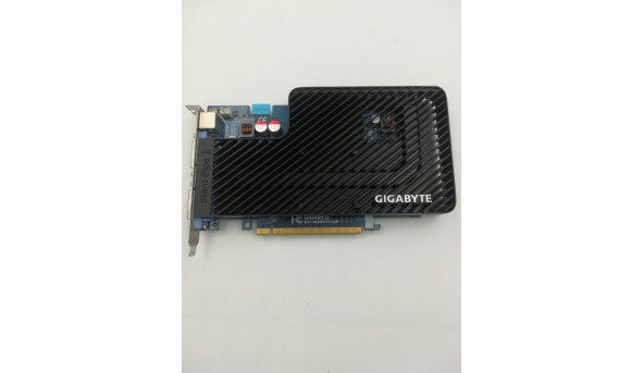 Видеокарата gigabyte GV-NX86T512H