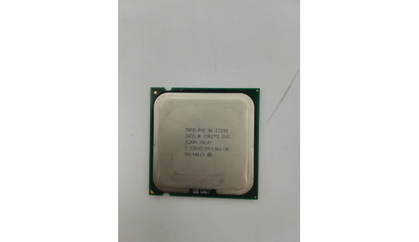 Процессор Intel® Core™2 Duo E7200
