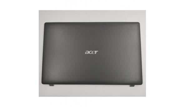 """Кришка матриці для ноутбука Acer Aspire 5733, 5551, 5552, 5741, 5742, 5253, 5250, eMachines E442, E642, 15.6"""", AP0C9000920, AP0C9000900, FA0C9000110, б/в. Кріплення мають пошокдження (фото)"""