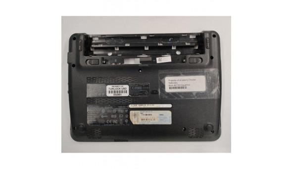 """Нижня частина корпуса для ноутбука Dell Inspiron Mini 1012, 10.1"""", AP0DP000200, 0F6CW8, б/в. В хорошому стані, без пошкодженнь."""