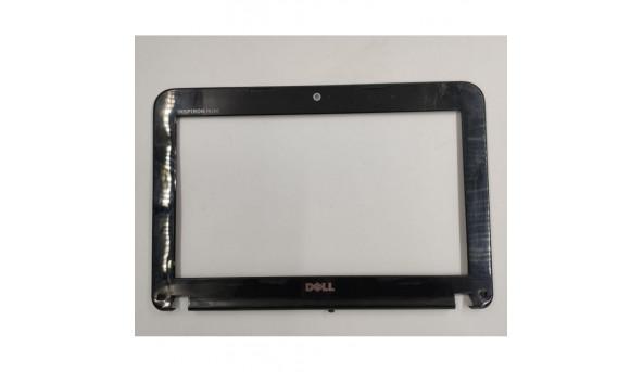 """Рамка матриці для ноутбука Dell Inspiron Mini 1012, 10.1"""", ap09w000300, cn-0n8dxr, б/в. Є тріщина (фото)"""