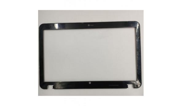 """Рамка матриці для ноутбука HP Pavilion dv6, dv6-3170sr, 15.6"""", 3ilx6lbtp10, ealx6005010, б/в. Кріплення цілі, пошкоджена гумова вкладка (фото)"""