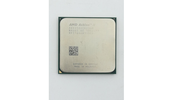 ПроцессорAMD Athlon II X2 250 ADX2500CK23GM 2x3.0 GHz sAM2+ AM3