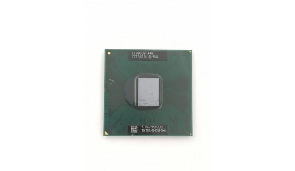 Процесор Intel Celeron M420 1.6GHz 1M 1ядро SL8VZ