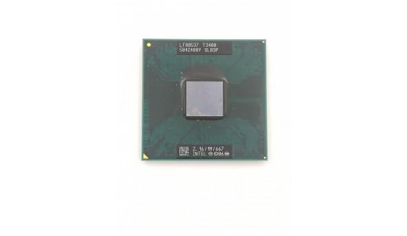 Процесор Intel Pentium T3400 SLB3P