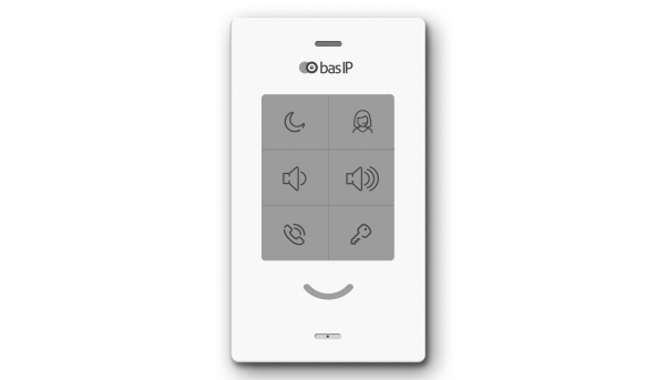 BAS-IP SP-03 WHITE IP audio handset