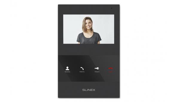 """Видеодомофон 4"""" SQ-04 (black)"""