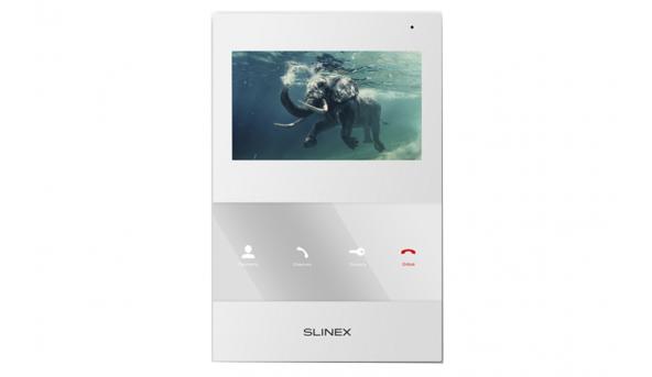 """Видеодомофон 4"""" SQ-04M (white)"""