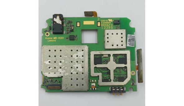 Материнська плата для Lenovo A516 (не тестована) б/в
