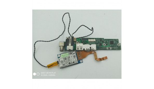 Apple PowerBook A1106 USB Sound Board DC-IN з кабелями, 820-1685-A