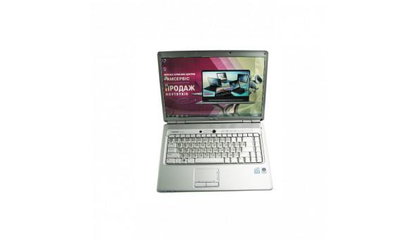 "Ноутбук Dell Inspiron 1525, 15.4"", Intel Pentium Dual Core T4200, 3 GB RAM, 320 GB HDD, Intel GMA X3100, Windows 7, Б/В"