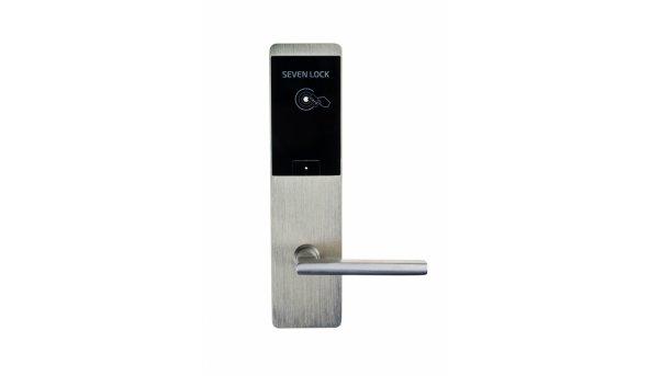 Автономный RFID замок SEVEN Lock SL-7731S Silver