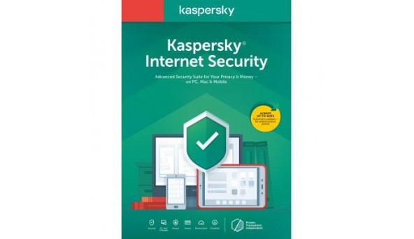 Антивирус Kaspersky Internet Security Multi-Device 2020 2 ПК 1 год Base Box (DVD (5056244903312)