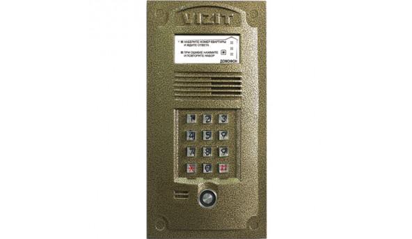 Блок виклику Vizit БВД-321